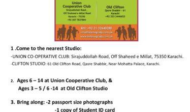 upcoming karachi studios