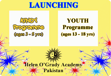 Launching New Programme